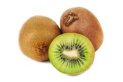 Kiwi mûr et juteux photographie stock