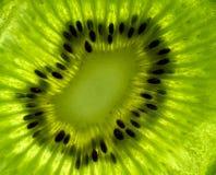 Kiwi macro extremo Fotos de archivo