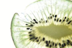 Kiwi. Macro fotografie royalty free stock photo