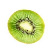 Kiwi mezzo Fotografia Stock
