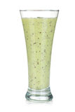 Kiwi milk smoothie Royalty Free Stock Photography