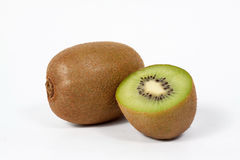Free Kiwi On White Background Stock Images - 88960554