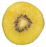 Kiwi owoc plasterek fotografia royalty free