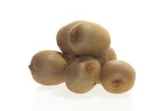 kiwi owocowy biel zdjęcia royalty free
