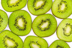 Kiwi pattern Royalty Free Stock Images