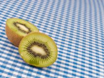 Kiwi Picnic With Custom Space Royalty Free Stock Photo