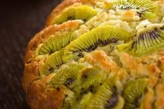 Kiwi pie Stock Image
