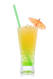 Kiwi Pina colada Royalty Free Stock Images