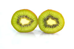 Kiwi portion Royalty Free Stock Photos