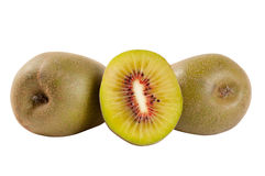 kiwi purpury obraz stock