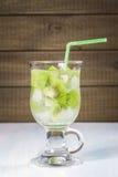 Kiwi refreshing drink Royalty Free Stock Images