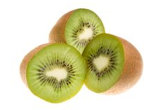 Kiwi's Royalty Free Stock Photo