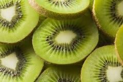 Kiwi-Scheiben Stockfotografie