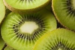 Kiwi-Scheiben Lizenzfreies Stockbild