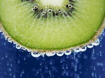 Kiwi scintillare Fotografia Stock Libera da Diritti