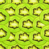 Kiwi seamless background Royalty Free Stock Photo