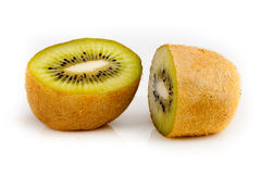 Kiwi section Stock Photos