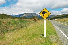 Kiwi sign royalty free stock image