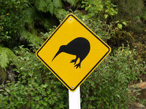 Kiwi sign stock photos
