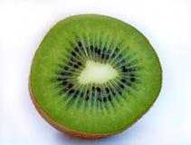 Kiwi Slice. A single  kiwi slice. Macro Stock Photo