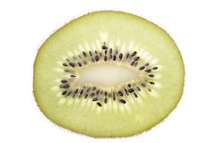 Kiwi slice Stock Image