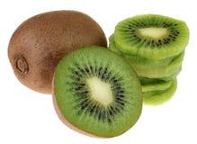 Kiwi slice Royalty Free Stock Images