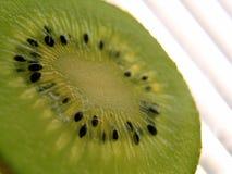 Kiwi slice Stock Photos