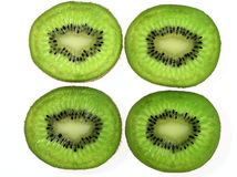 Kiwi slice Royalty Free Stock Photography