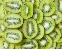 Kiwi slice Royalty Free Stock Images