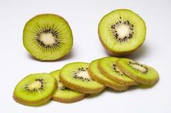 Kiwi slices Royalty Free Stock Photos