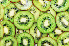 Kiwi slices. Background with citrus-fruit of Kiwi slices royalty free stock image