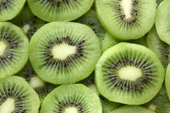Kiwi slices. Background. Close-up Royalty Free Stock Photos