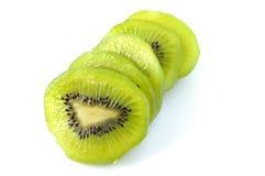 Kiwi slices Stock Photo