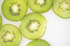 Kiwi slices pattern Stock Photography