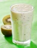Kiwi smoothie Stock Photos