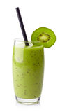 Kiwi Smoothie Lizenzfreie Stockfotos