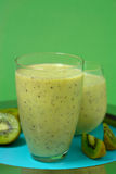 Kiwi Smoothie Stock Foto