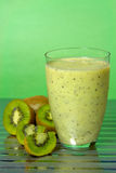 Kiwi Smoothie Stock Image