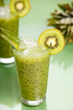 Kiwi Smoothie Stock Photos