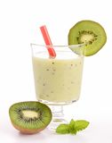 Kiwi smoothie Royalty Free Stock Image