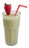 kiwi smoothie truskawka fotografia royalty free