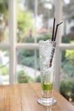 Kiwi soda Royalty Free Stock Photography