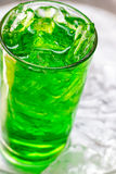 Kiwi soda Royalty Free Stock Photography
