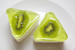 Kiwi souffle Obraz Royalty Free