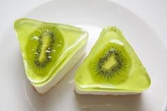 Kiwi souffle Royalty Free Stock Image
