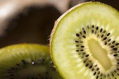 Kiwi succoso Fotografie Stock Libere da Diritti