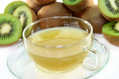 Kiwi Tea Stock Photos
