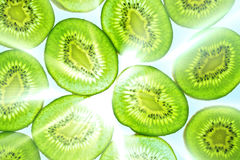 Kiwi to the Tenth Power Stock Images