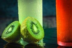 Kiwi tropical fruit Stock Image