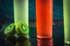 Kiwi tropical fruit Stock Photography